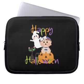 Happy Halloween Baby Friends Laptop Computer Sleeves