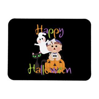Happy Halloween Baby Friends Magnet