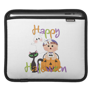 Happy Halloween Baby Friends Sleeves For iPads
