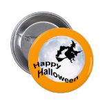 Happy Halloween Badge 2 Inch Round Button