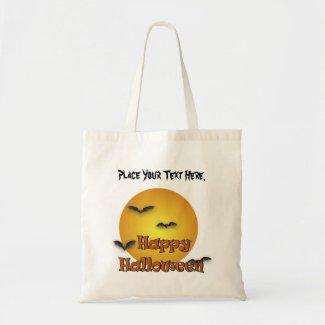 Happy Halloween Bag bag