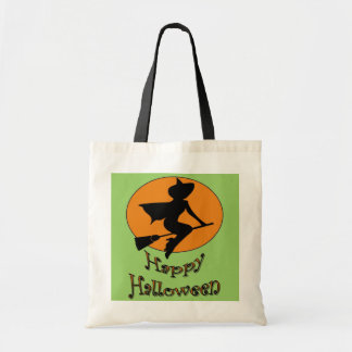 Happy Halloween Budget Tote Bag