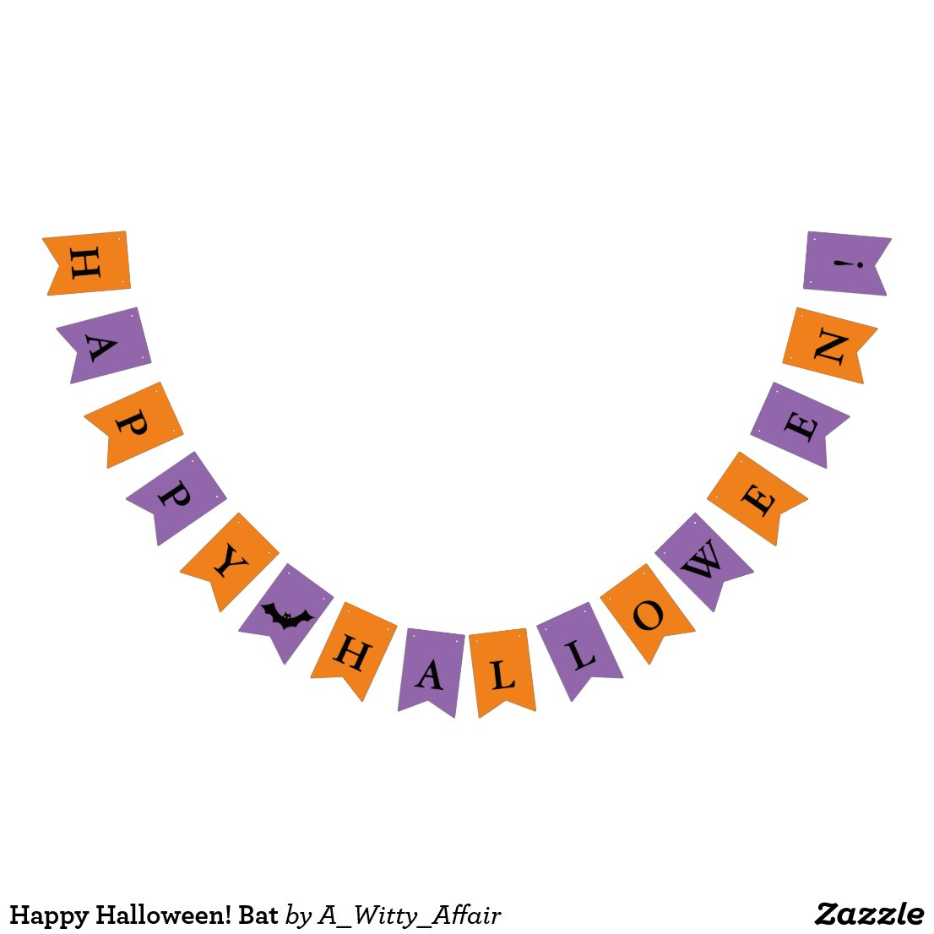 Happy Halloween! Bat