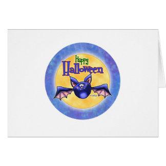 Happy Halloween Bat Cards