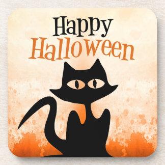 Happy Halloween Beverage Coaster
