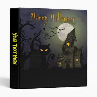 Happy Halloween Binder