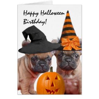 French Bulldog Halloween Cards - Greeting & Photo Cards   Zazzle
