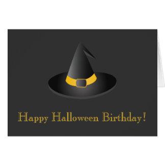 Happy Halloween Birthday! Greeting Card