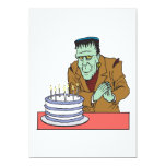 Happy Halloween Birthday Invitations