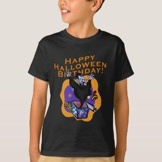 Happy Halloween Birthday! T-Shirt