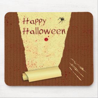 Happy Halloween Bloody Wallpaper - Mousepad