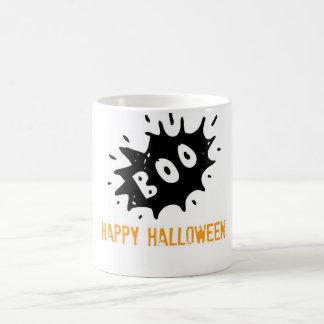 Happy Halloween Boo! Classic White Coffee Mug
