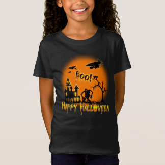 Happy Halloween -Boo Trick or Treat Party T-shirt