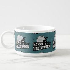 Happy Halloween Bowl