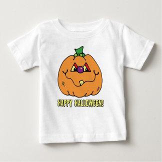 Happy Halloween Boy Pumpkin T-Shirt