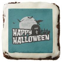 Happy Halloween Brownie