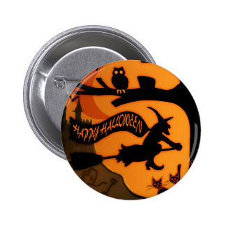 Happy Halloween Pins
