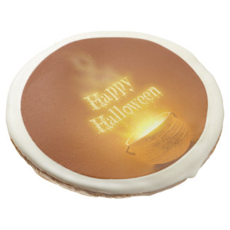 Happy Halloween Caldron - Cookies