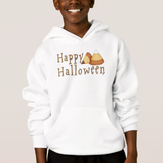 Happy Halloween Candy Corn Hoodie