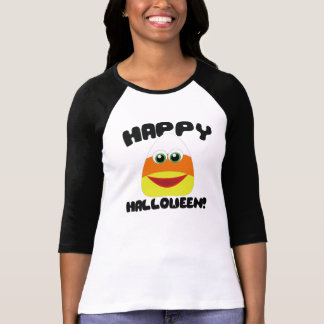 Happy Halloween Candy Corn T-Shirt