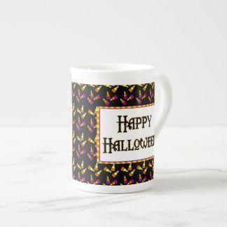 Happy Halloween Candy Pattern Mug