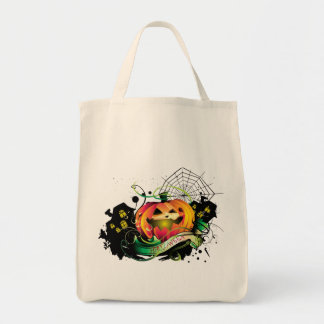 Happy Halloween Canvas Bag