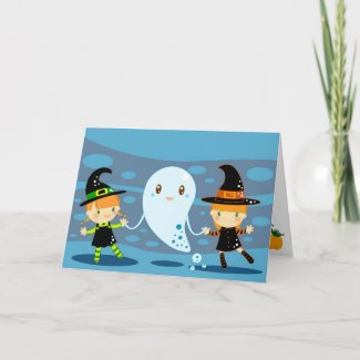 Happy Halloween! card