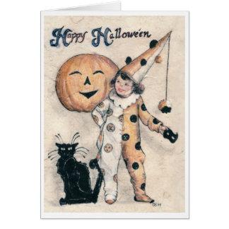 Happy Hallowe'en Card