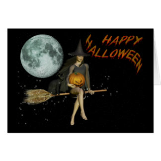 Happy Halloween - Greeting Cards
