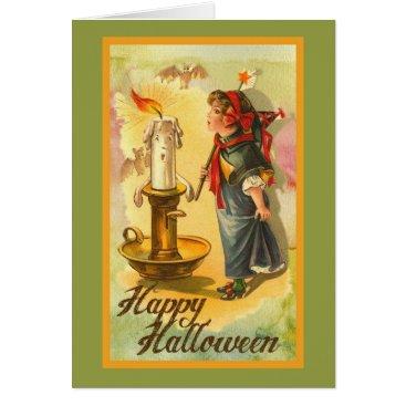 Halloween Themed Happy Halloween Card