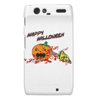 Happy Halloween Droid RAZR Case