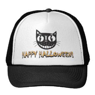 Happy Halloween Cat Hats
