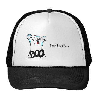 Happy Halloween – Caution, Beware of Ghost! Trucker Hat