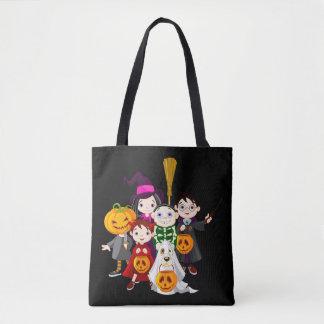 Happy Halloween Children Tote Bag
