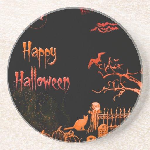 Happy Halloween - Coaster