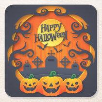 Happy Halloween Coasters