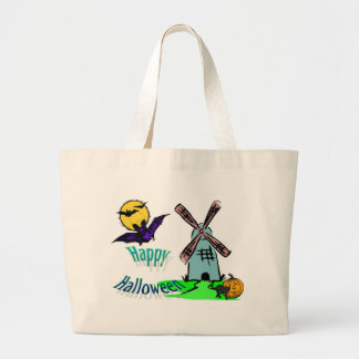 Happy Halloween Collection # 1 Tote Bags