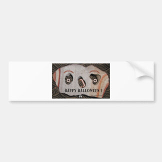 HAPPY HALLOWEEN COLLECTION 2 BUMPER STICKER