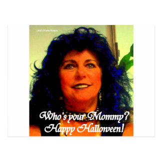 HAPPY HALLOWEEN COLLECTION POSTCARD