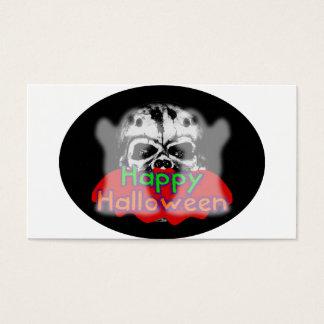Happy Halloween Combo Business Card