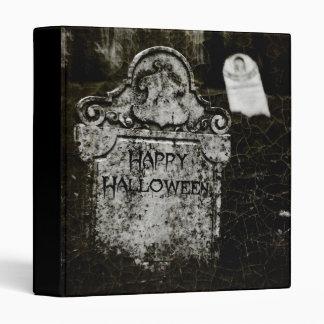 """Happy Halloween Creepy Cemetery 1"""" Photo Album Binder"""