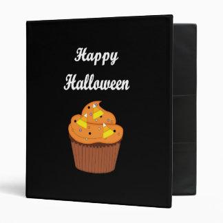 Happy Halloween Cupcake Binder