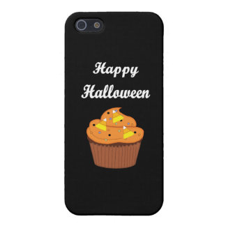Happy Halloween Cupcake Cover For iPhone SE/5/5s