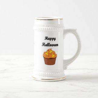 Happy Halloween Cupcake Mug