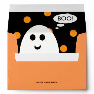 Happy Halloween Custom Envelope