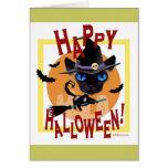 Happy Halloween Day Celebration - Multi Greeting Card