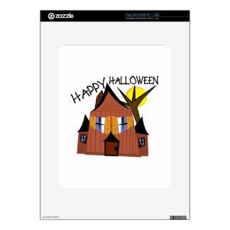 Happy Halloween Decal For The iPad
