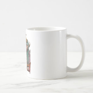 Happy Halloween Devil Girl Coffee Mugs