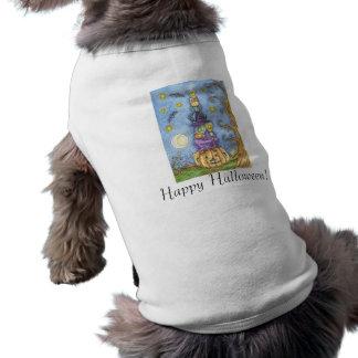 Happy Halloween Dog Shirt
