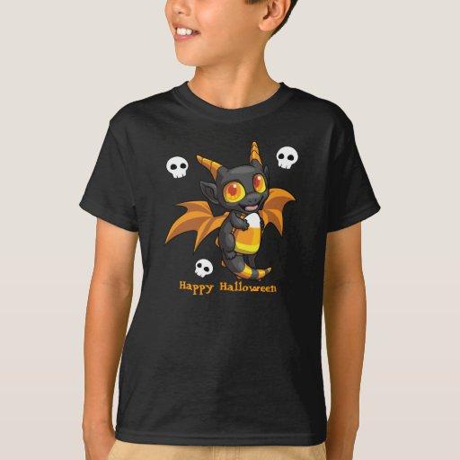 Happy Halloween Dragon T-Shirt